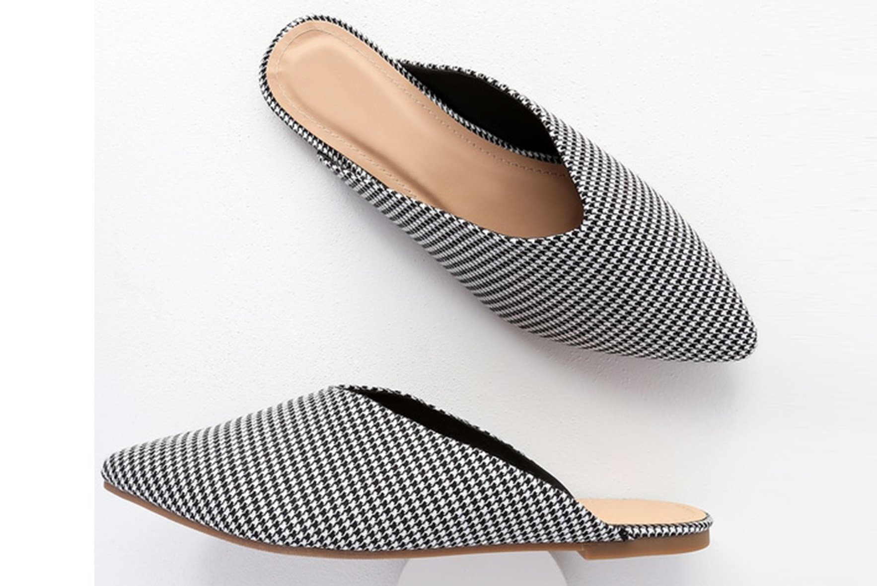 Stripe it up flats