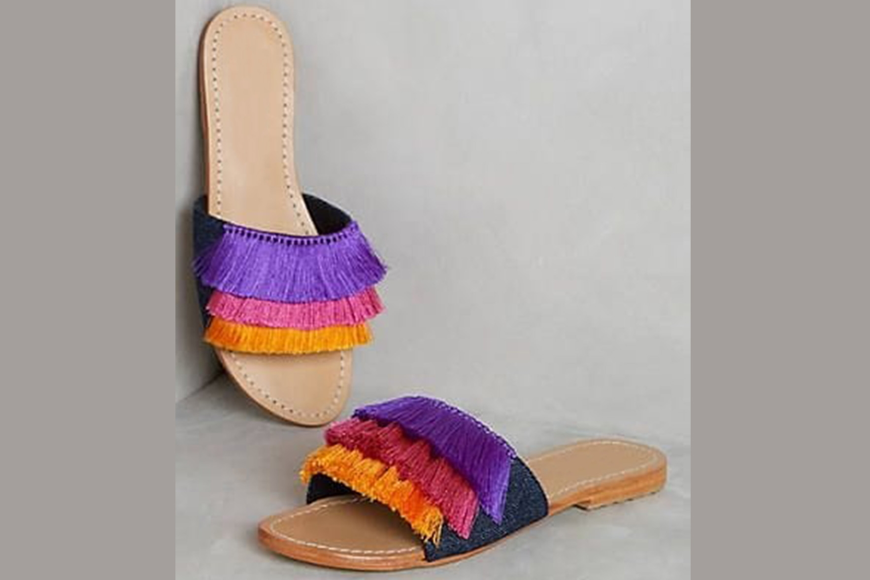 Colorbomb flats