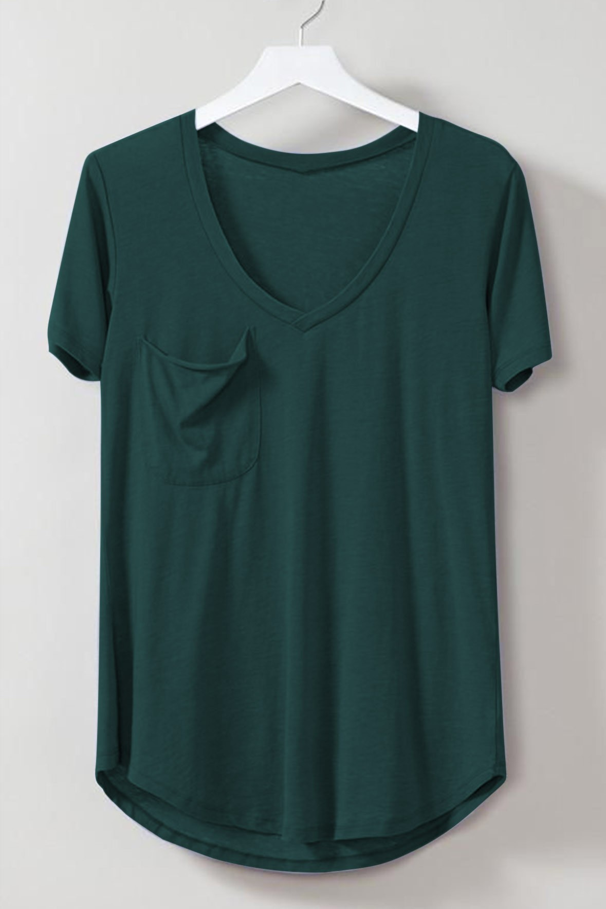 The Pocket Tee Green