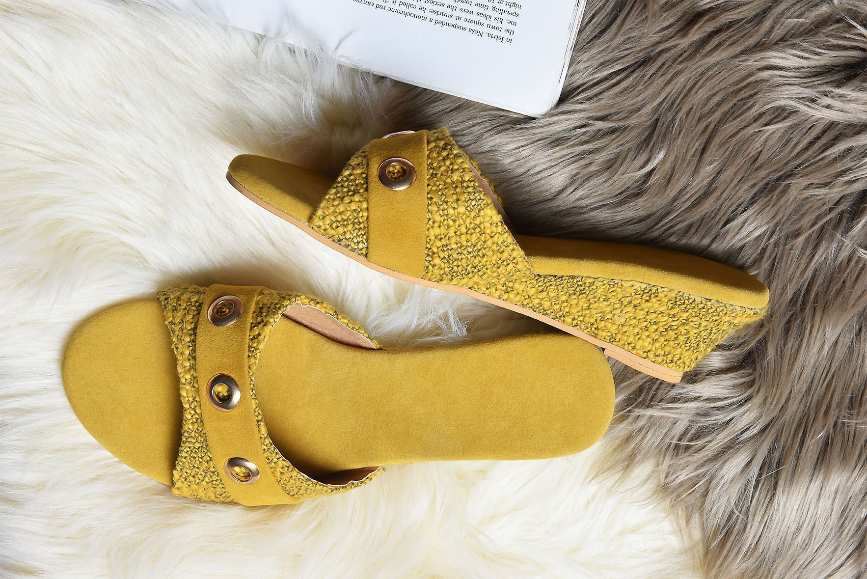 Classy Comforts Wedges