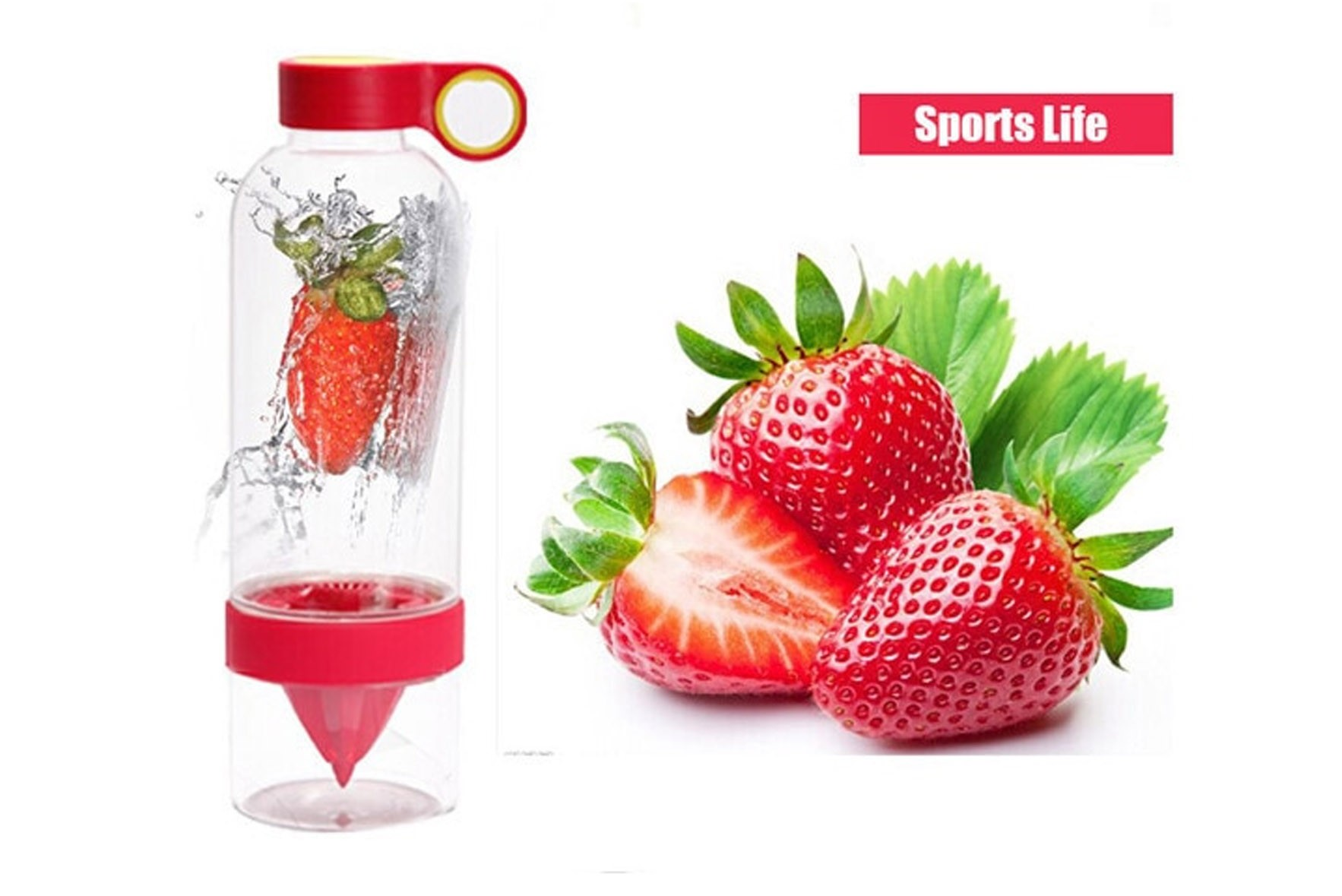Fruits infuser Squeeze bottles