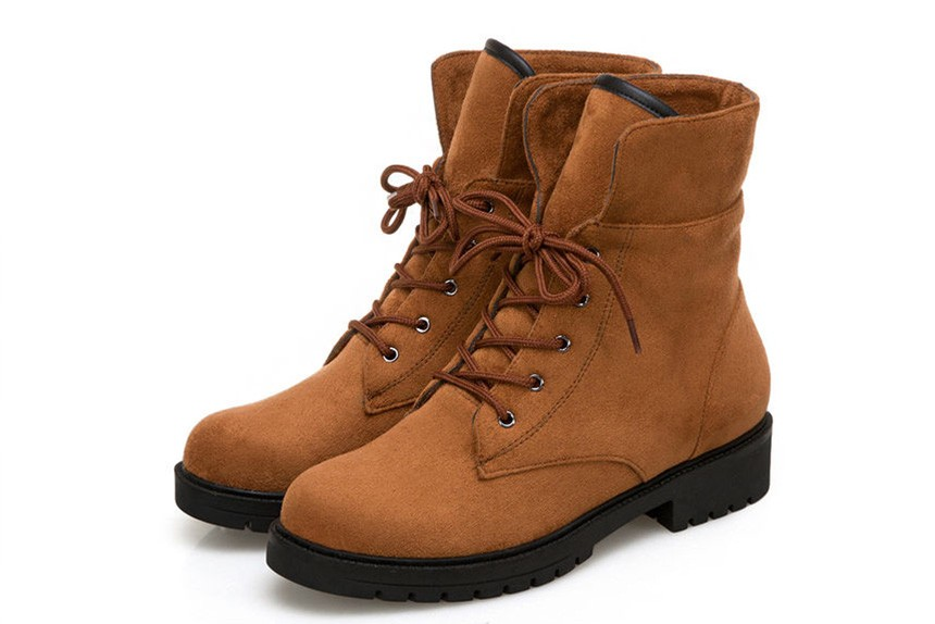 kick Start Boots Brown