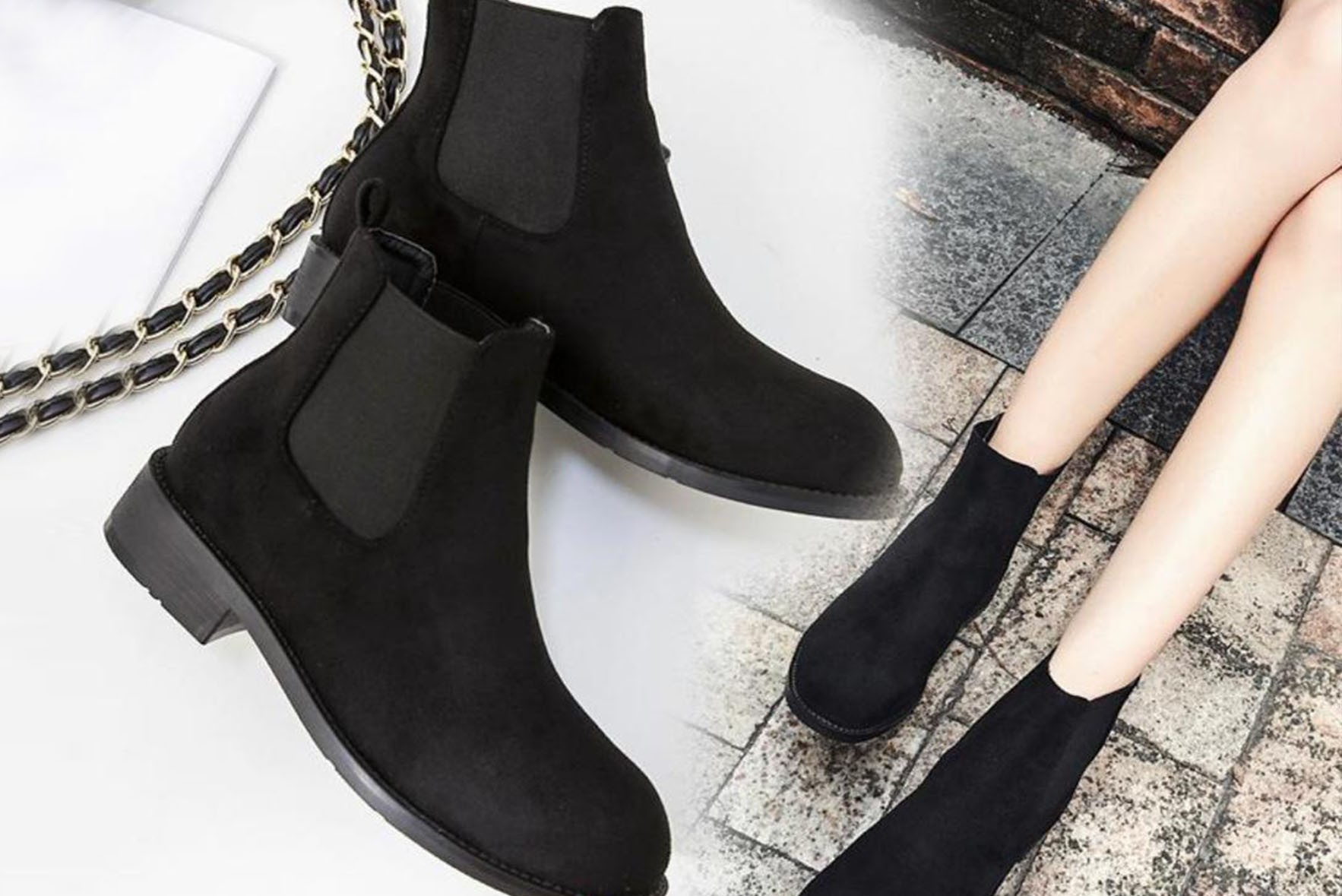 Soulful Stride Ankle Boot