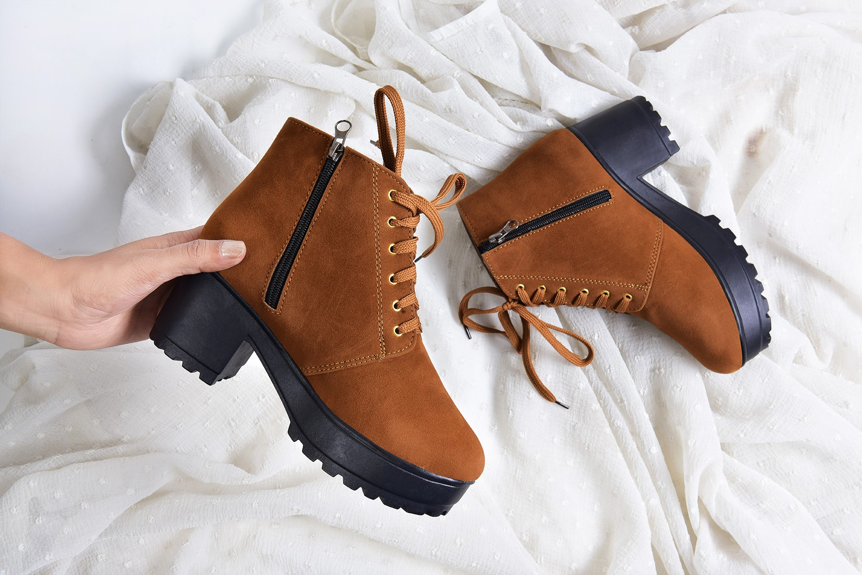 Hot Coffee Days Boots