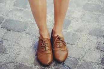 Dusk to Dawn Oxfords Shoe Brown