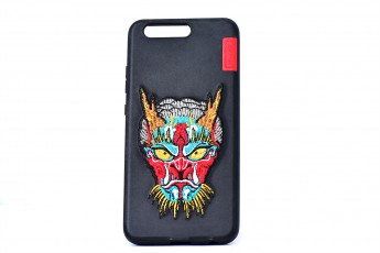 Huawei P10 Phone Devil Black Case
