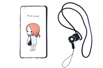 Vivo y51 Phone This love case with phone string