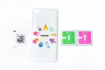 MI Phone 5 Phone Monster Party Case