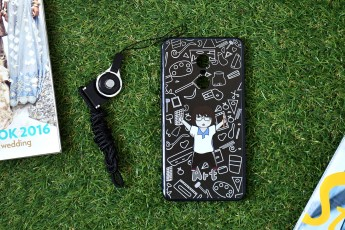 MI Note 4 Art Case with phone string