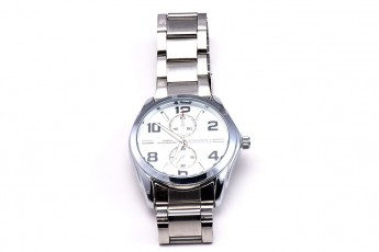 Chenxi silver chain watch