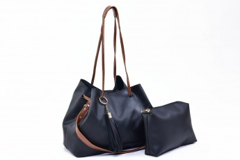 Set of 2 - Key to west bags Black