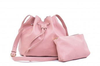 Set of 2 - Pink Sand Bags