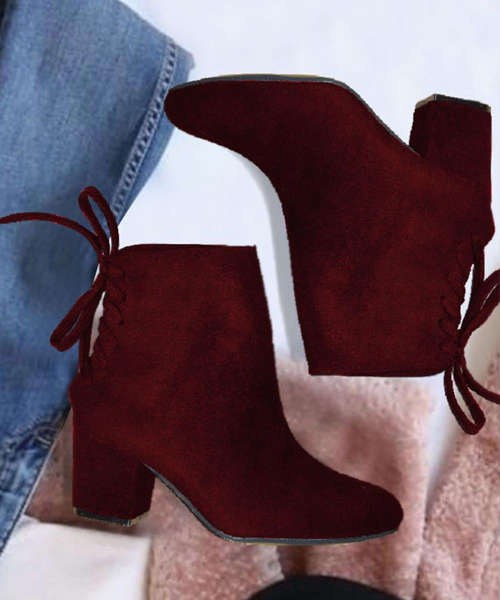 Walk to Remember Boots Marsala