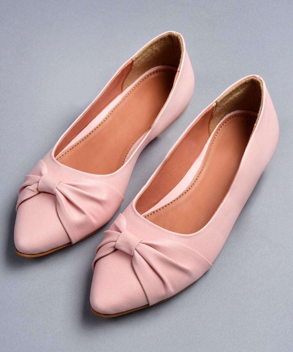 Taylor ballet flats