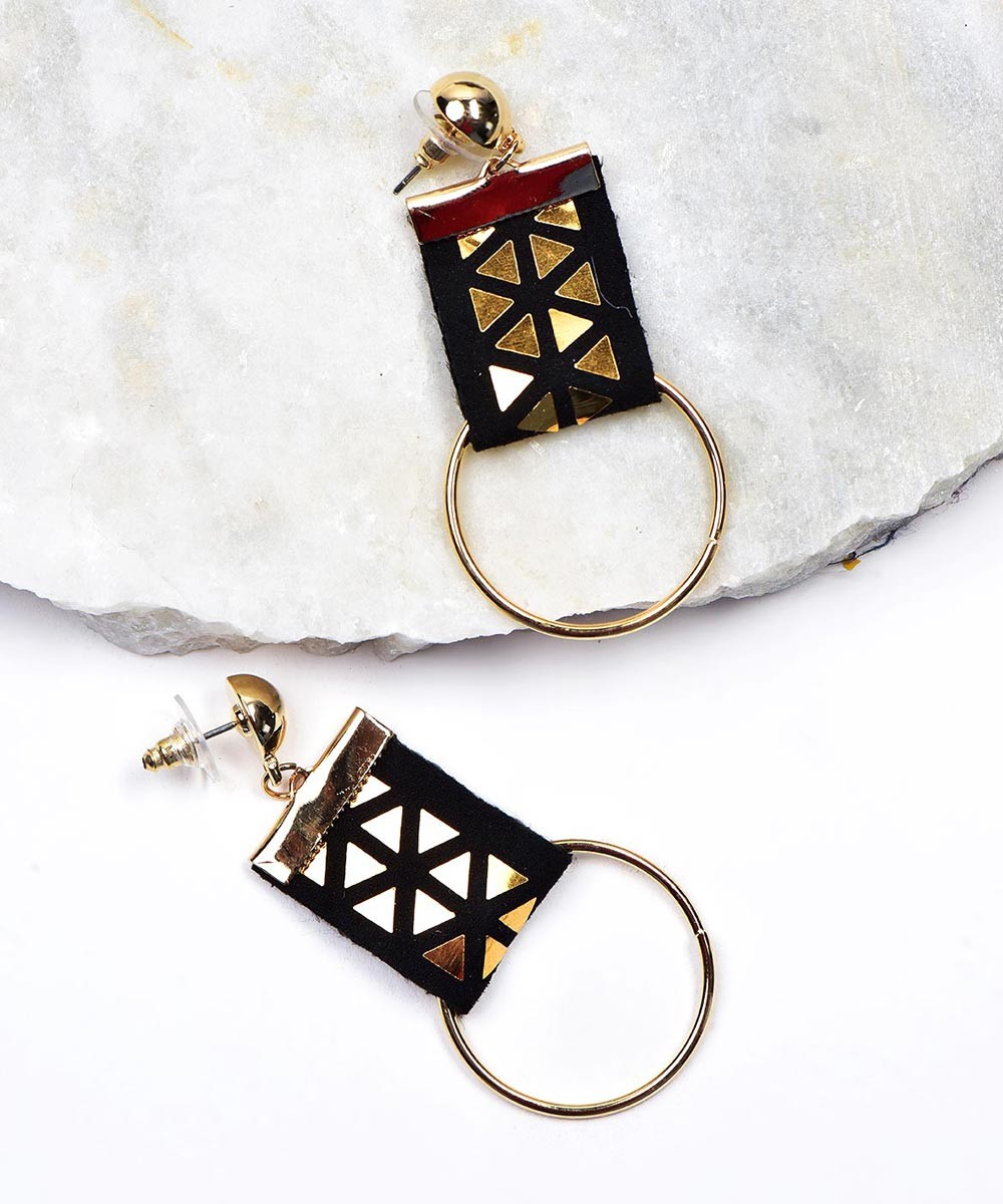 Through the city earrings