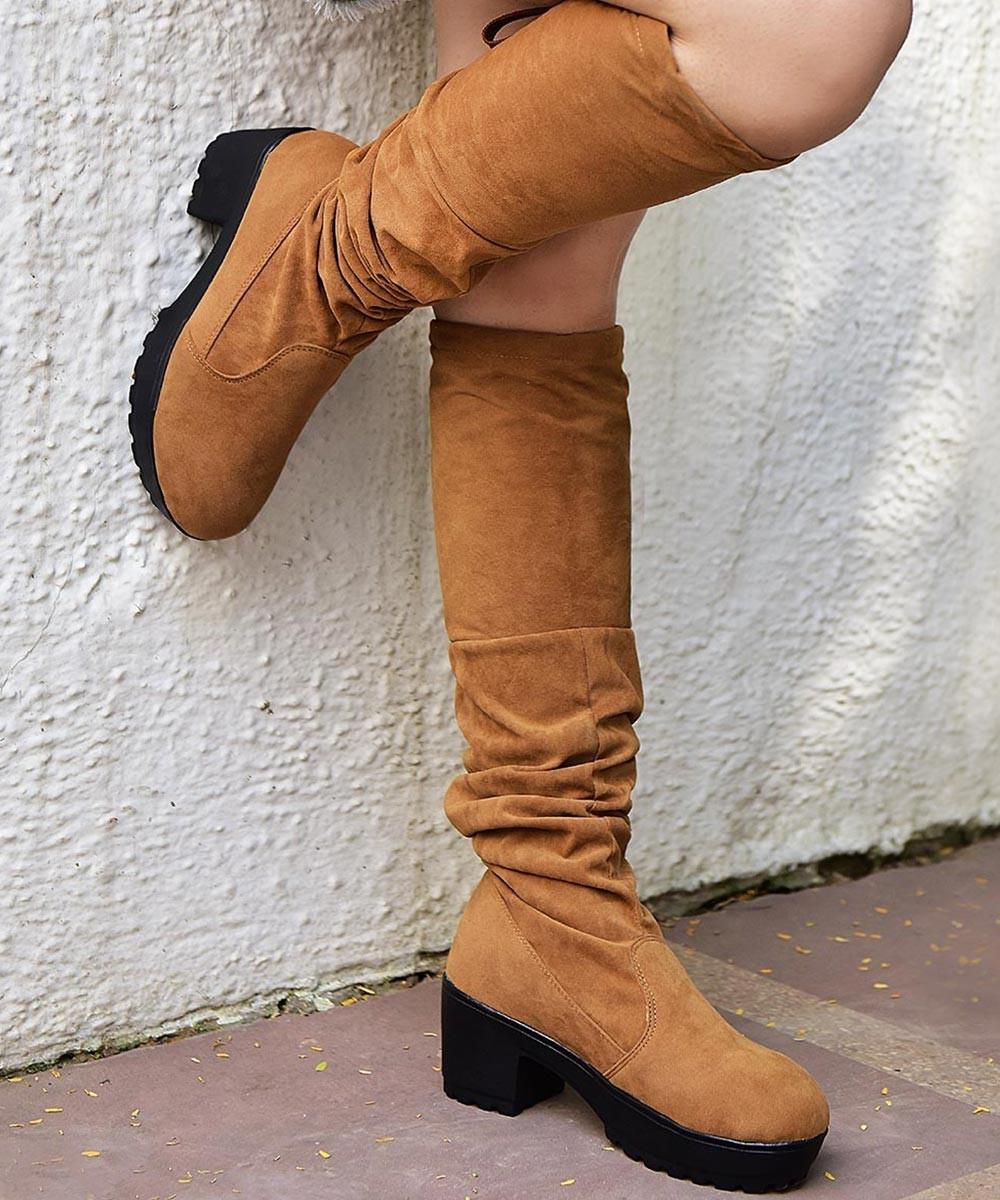 Broadway walk tall boots