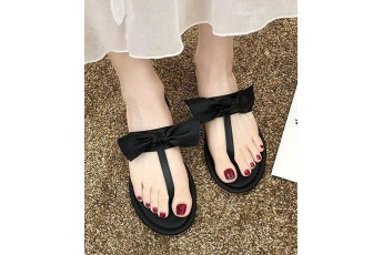 Fan of gossip girls flats ( black )