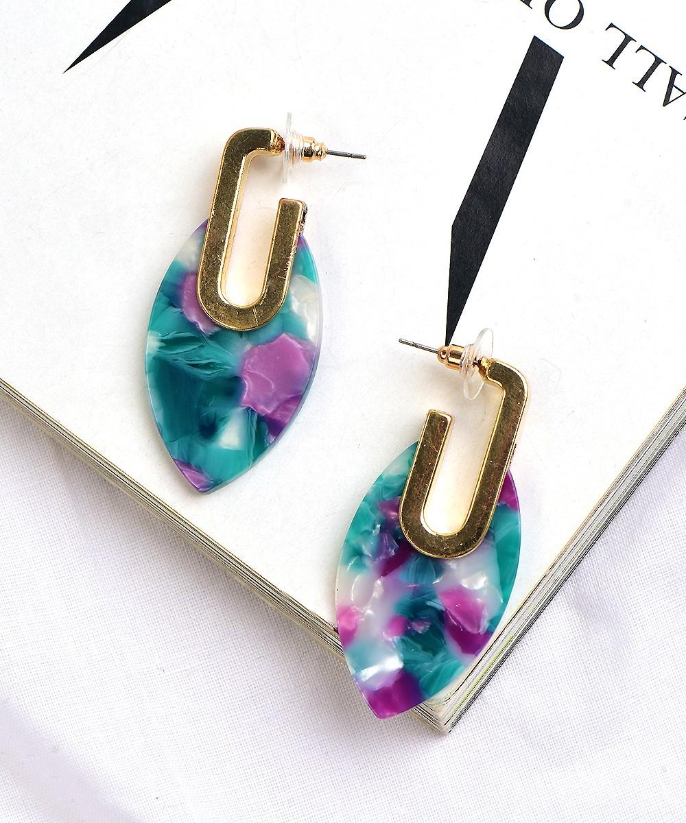 Show drop earrings