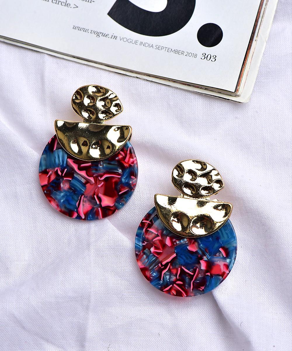 Beautiful mess earrings