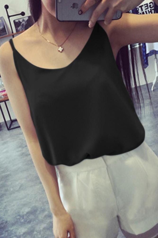 Hong Kong Vintage Style Black