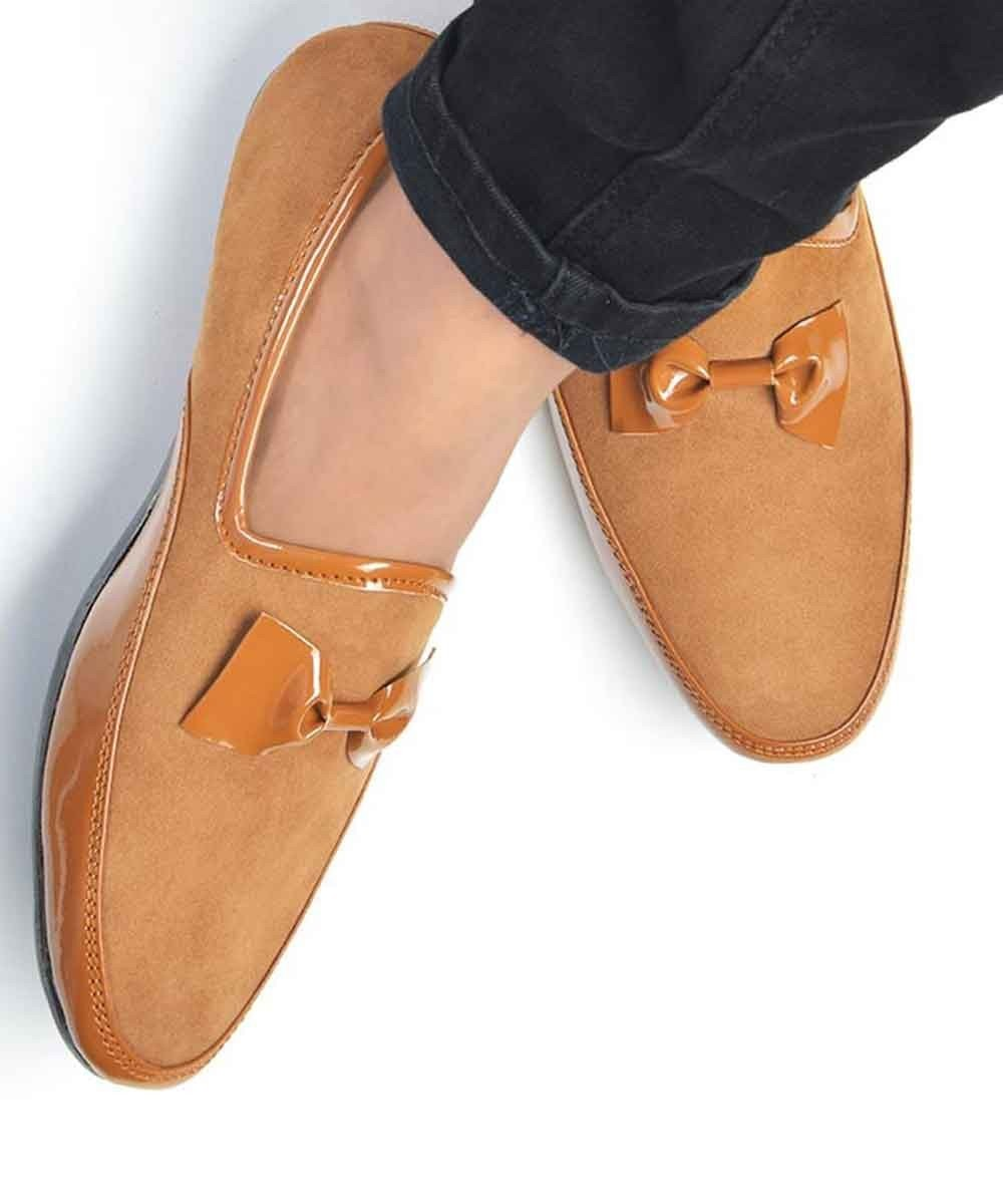 Classic bow shoes