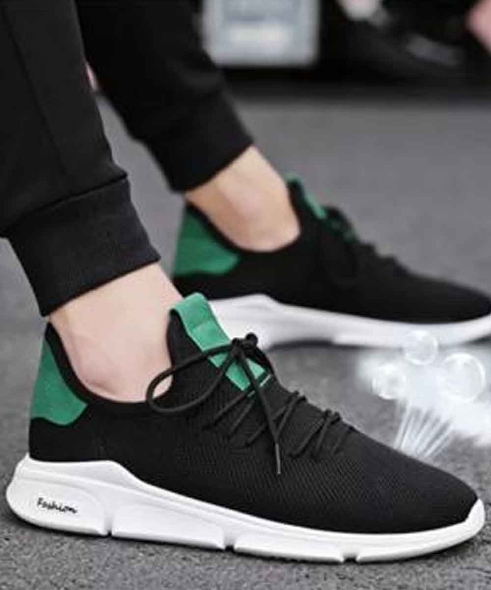 Mens - Breathable Mesh Sports Running Shoes