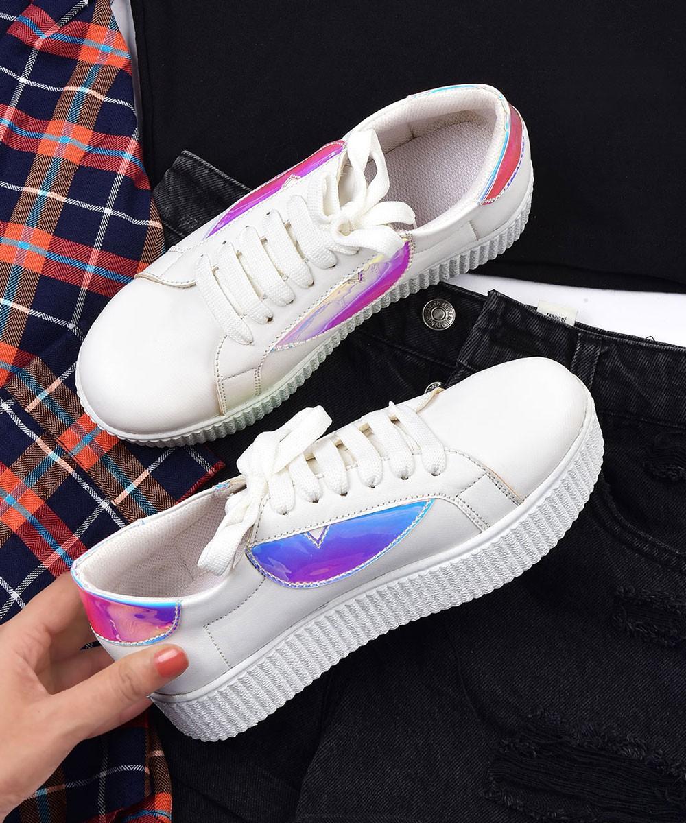 Just Kickin Sneaker