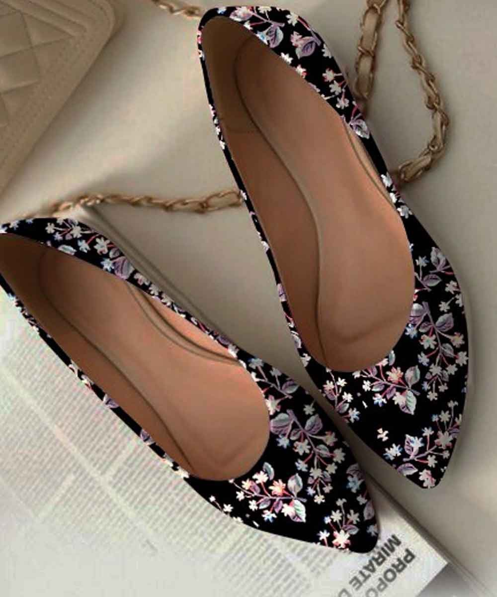 Going for a Baroque flats