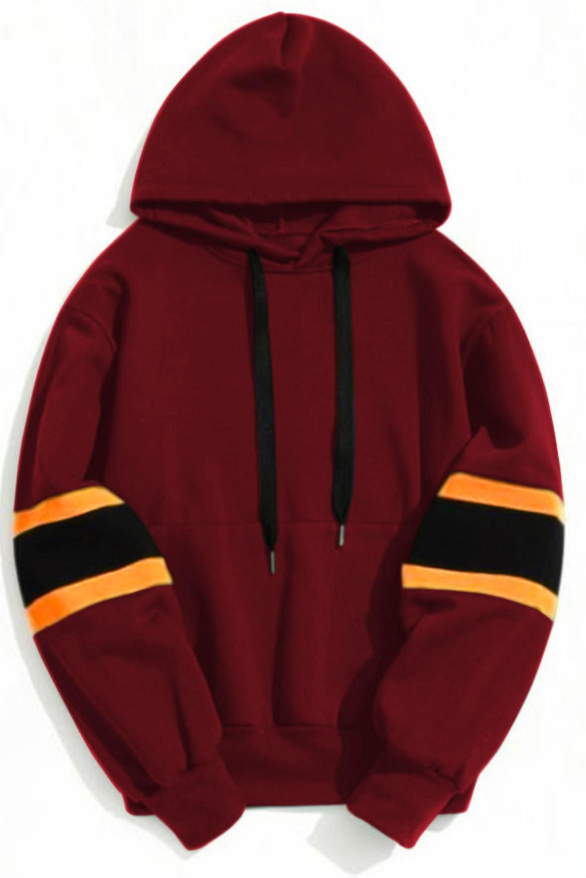 Winter days hoodies (Marsala)