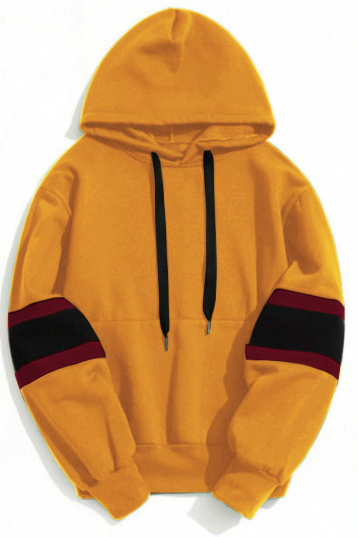 Winter days hoodies (Mustard)