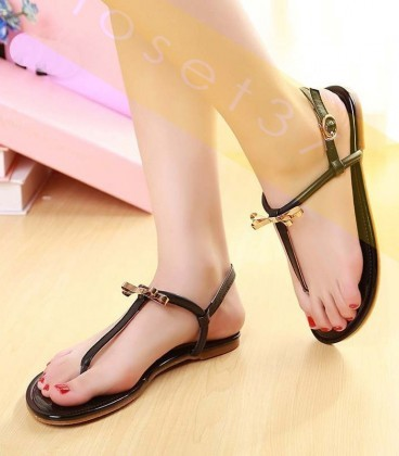 C37-Welcome Spring - Black