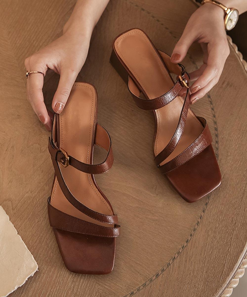 Moral of the story heels Brown