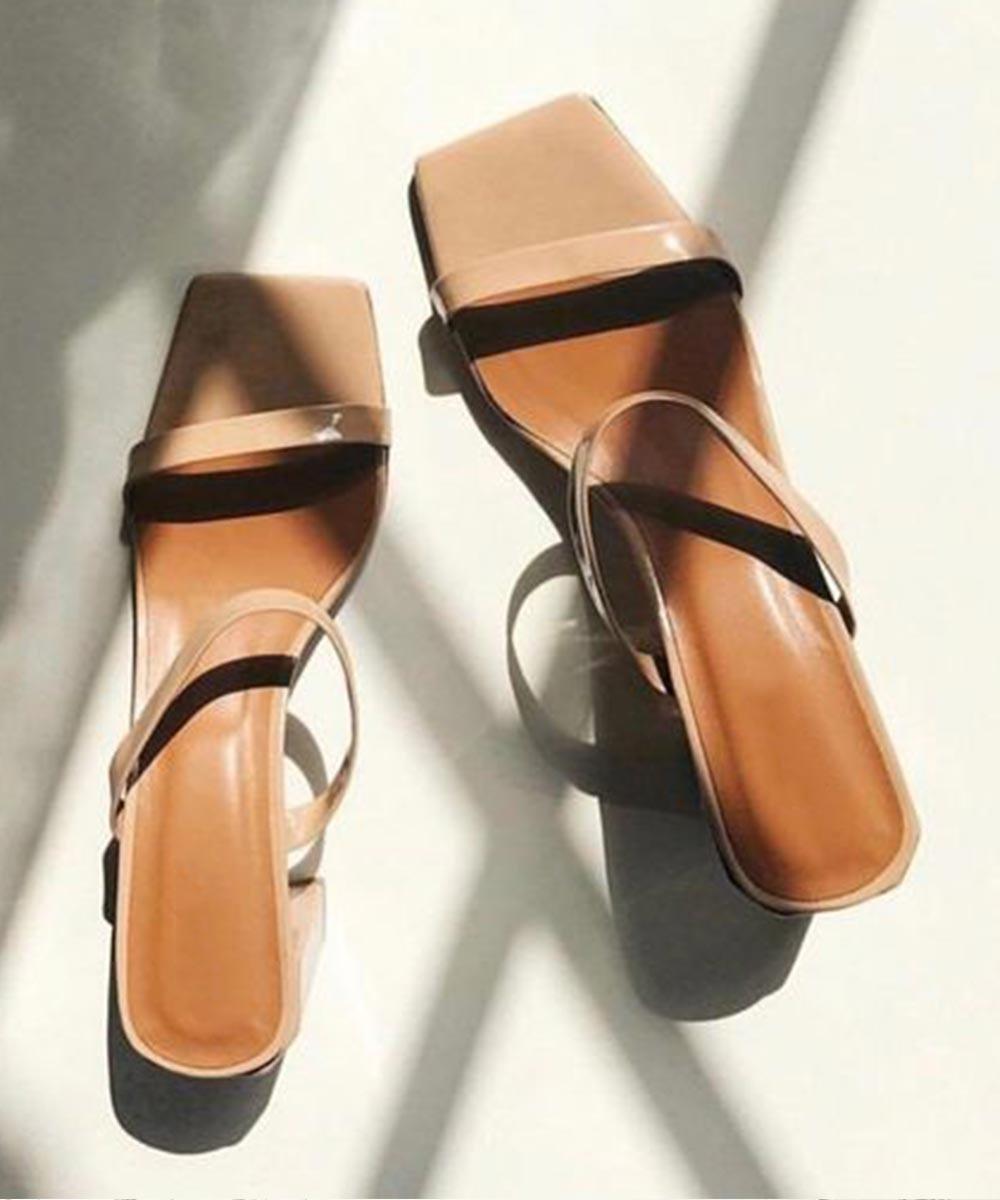 Warm days heels