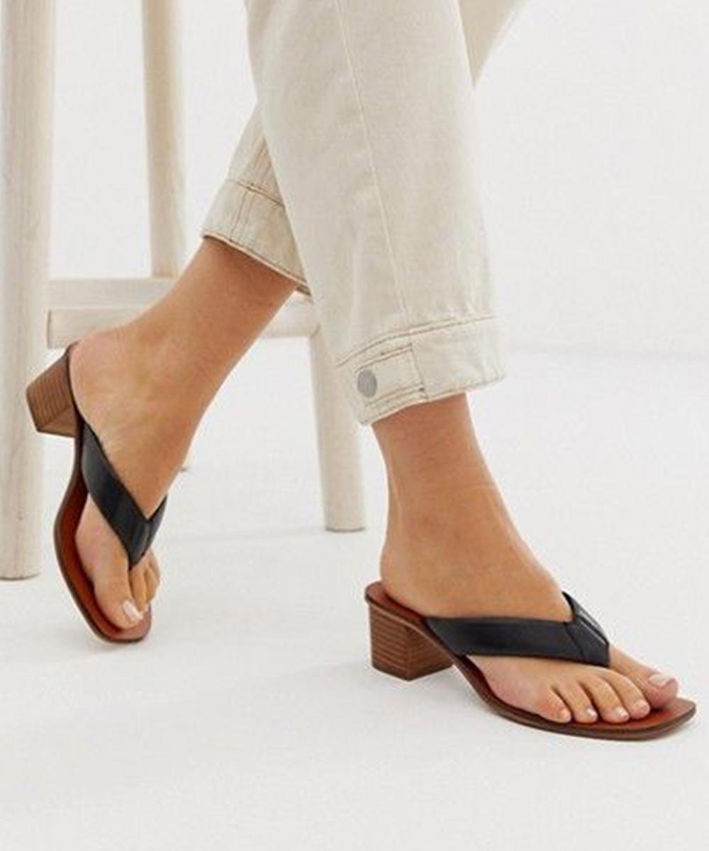 Boho on the go heels