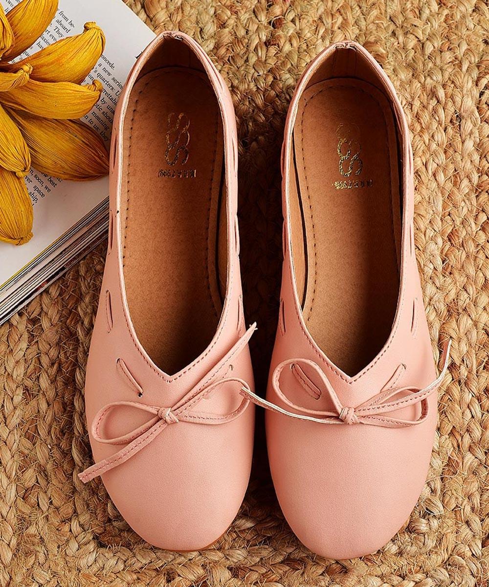 Going Haute flats Pink