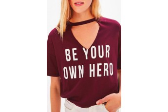 Be Your Own Hero Top