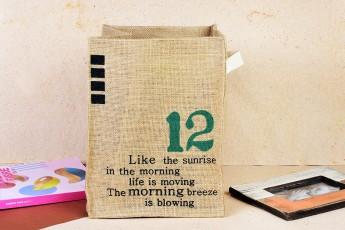 Canvas storage bag