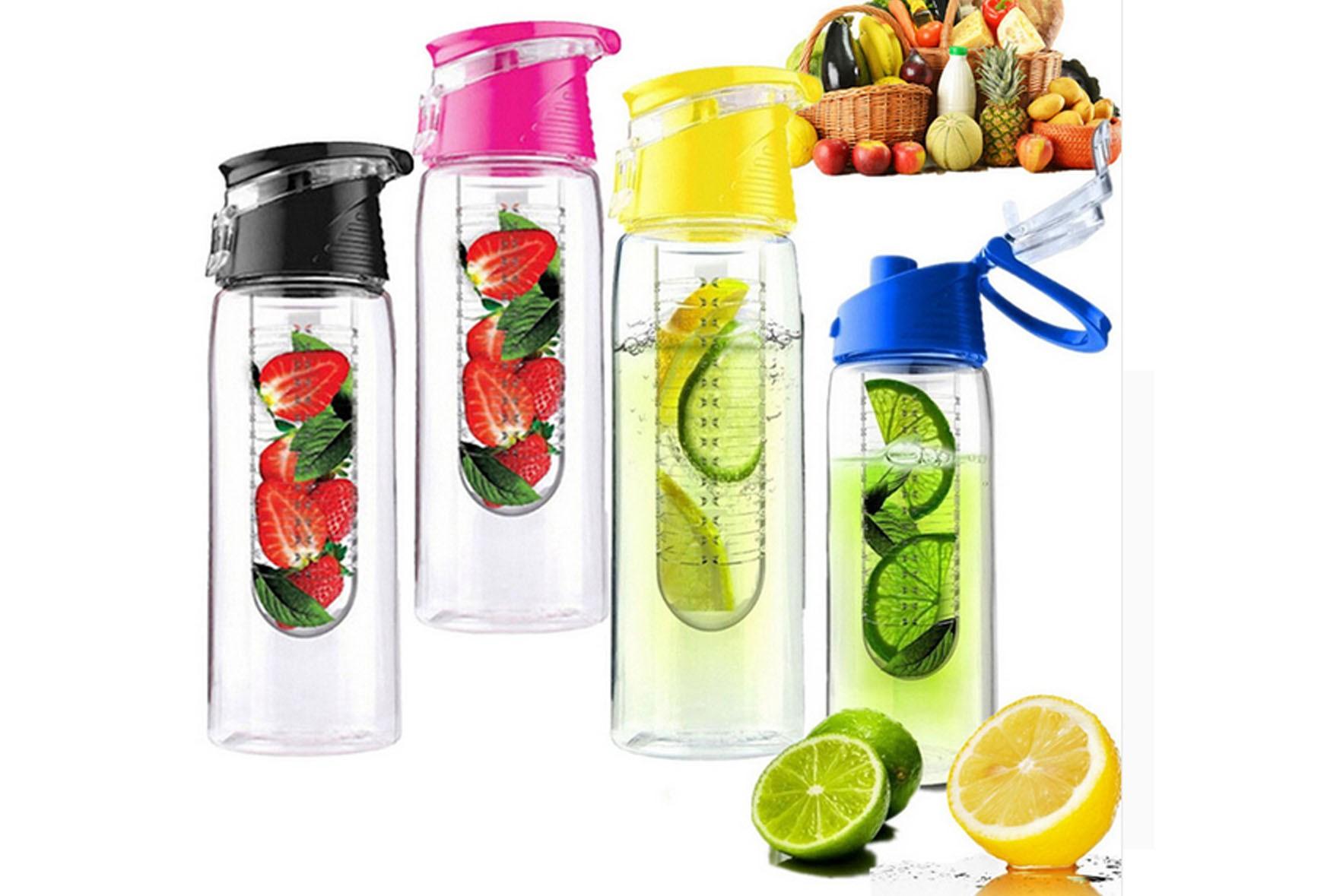 Fruit infuser detox juicer