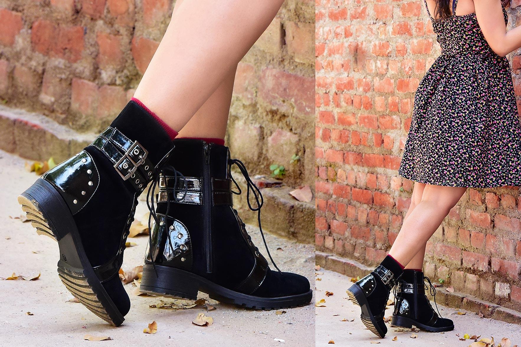 Be badass boots