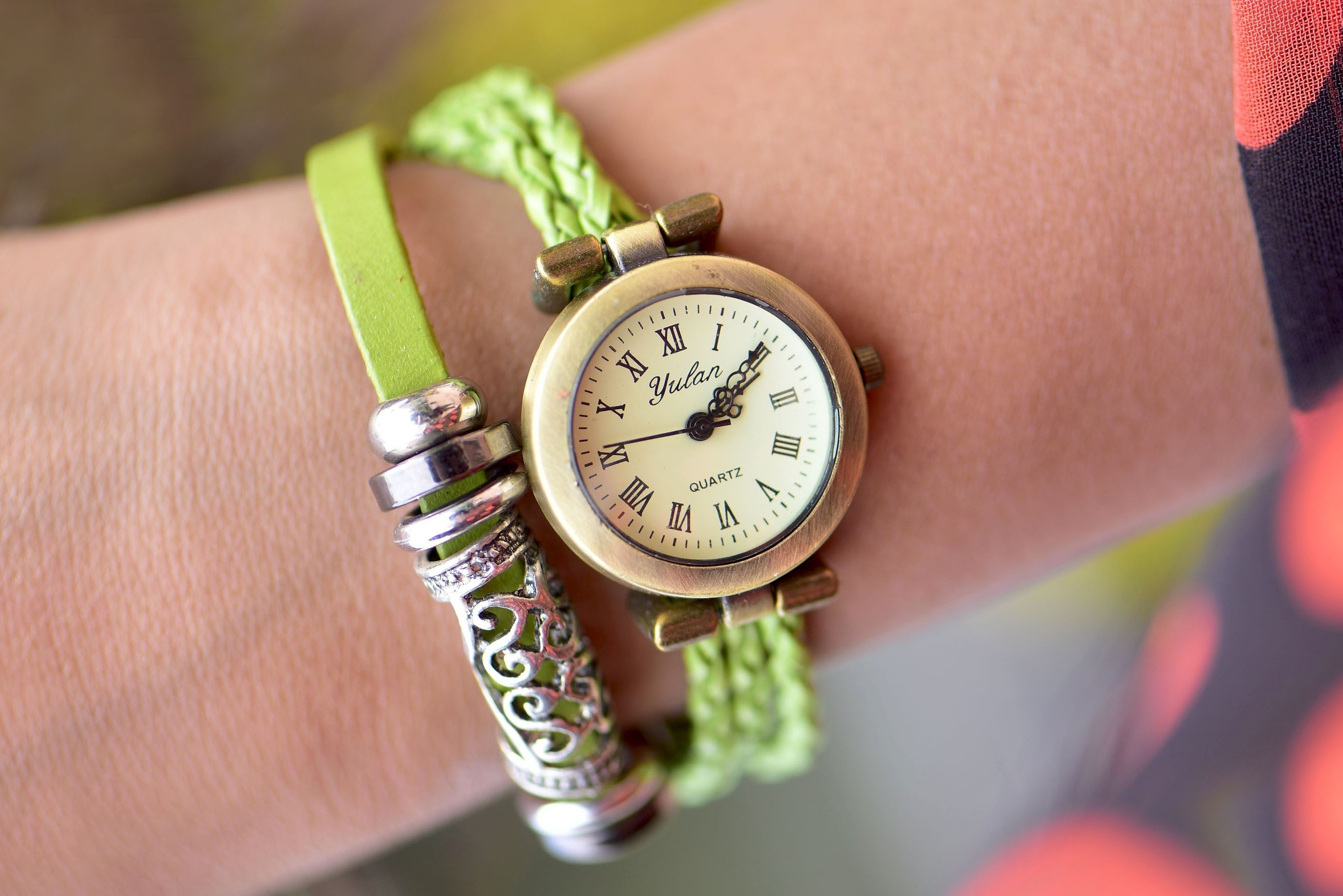 Womens - The Bevel Is in the Details Watch