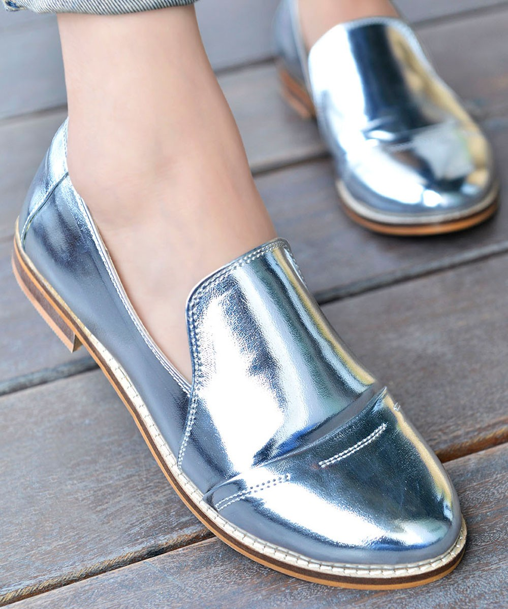 ff25d2a51 Pass With Styling Flat Shoes - Street Style Store