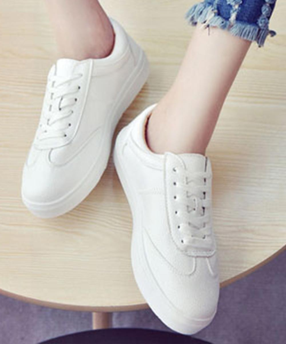 Fly as you white sneakers - Street