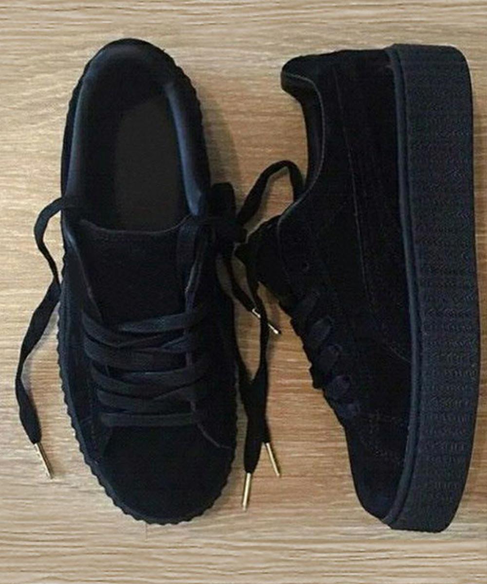 Fast Felling Platform Sneakers - Street