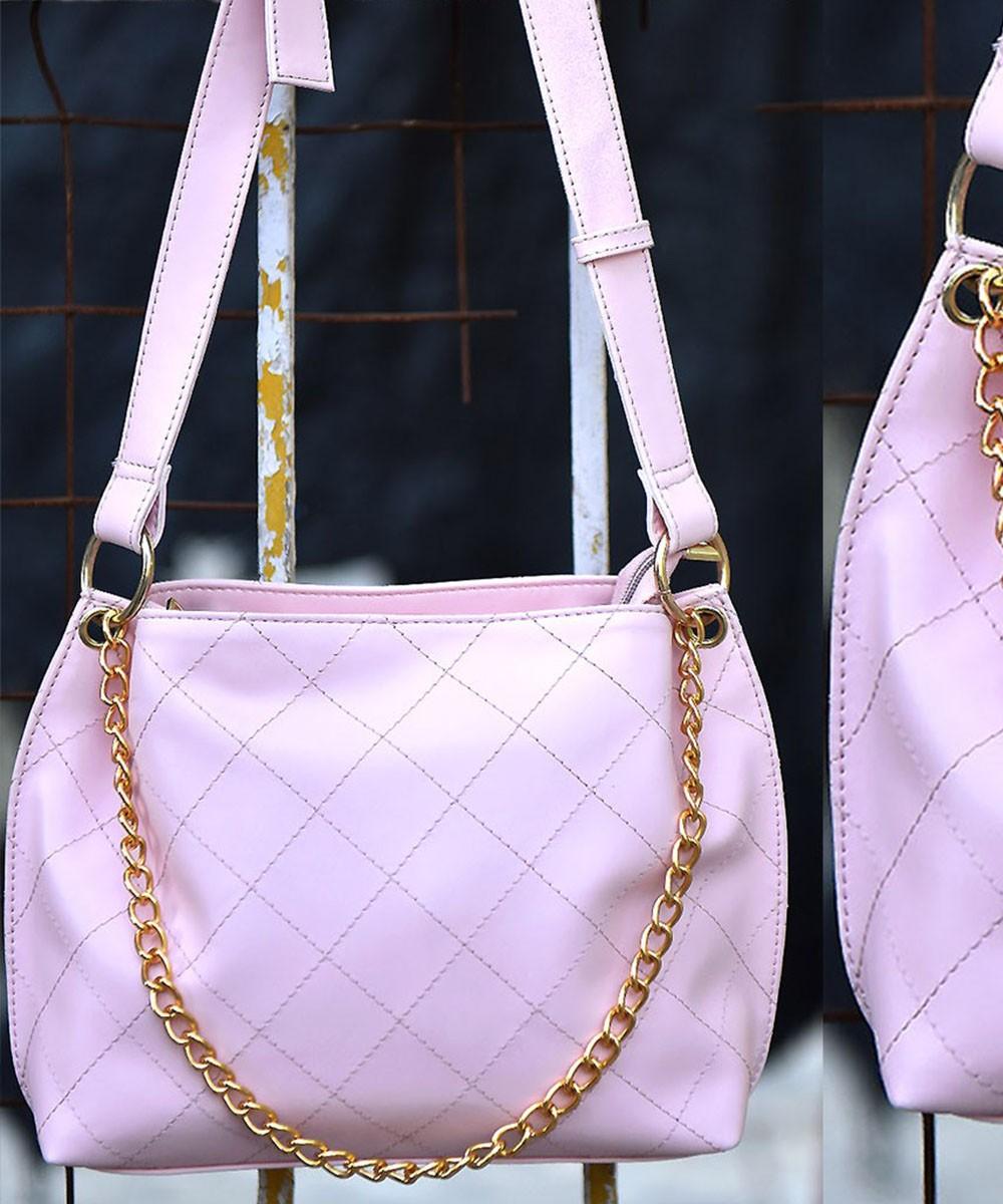 Carried Everywhere Bag Pink