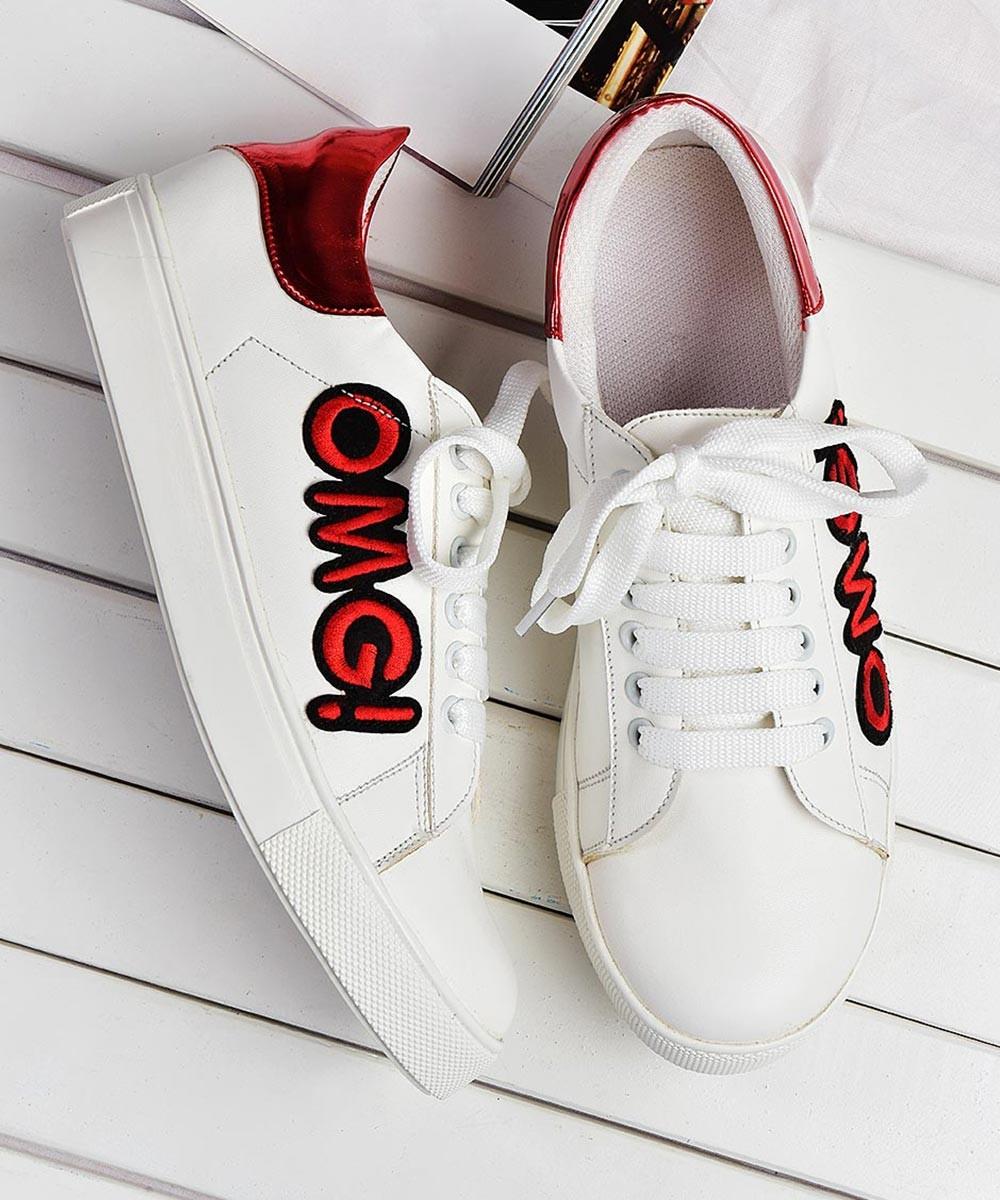 Starry stroll sneakers