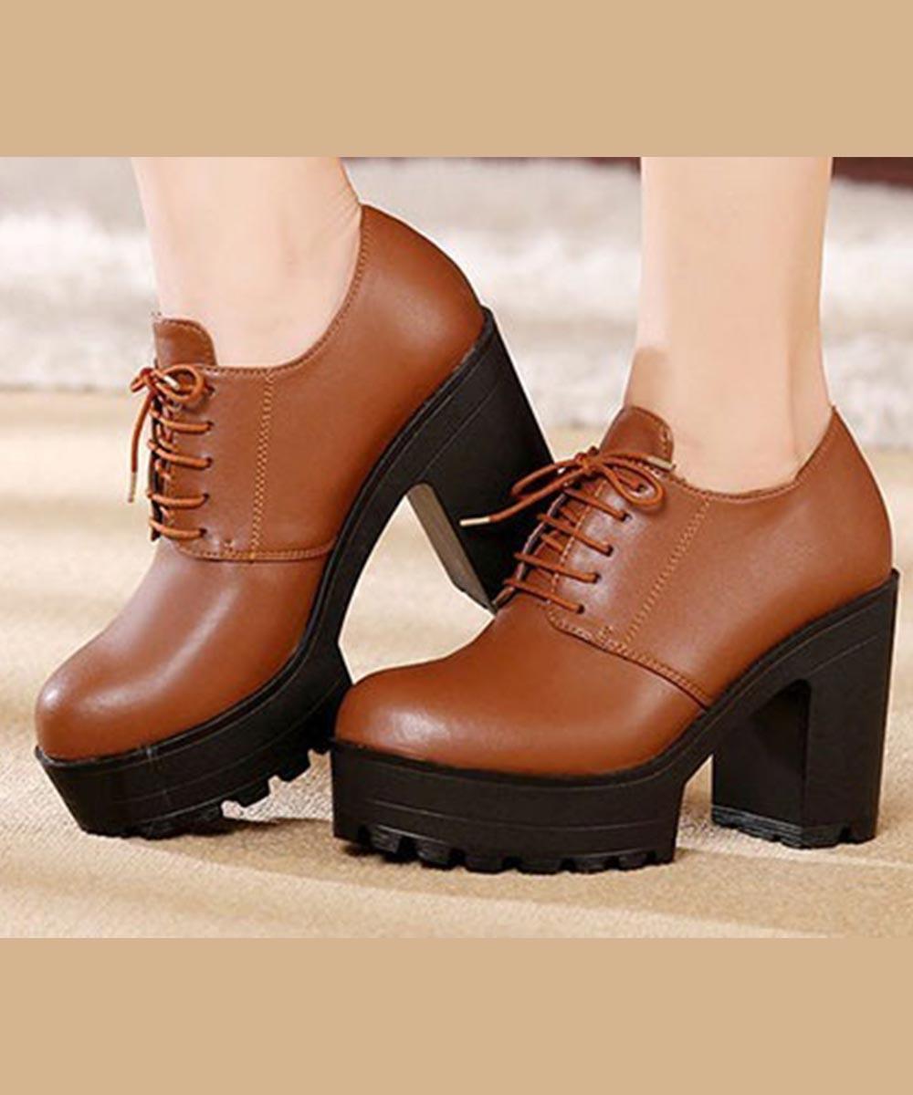 Quest Foot Forward Boots Tan