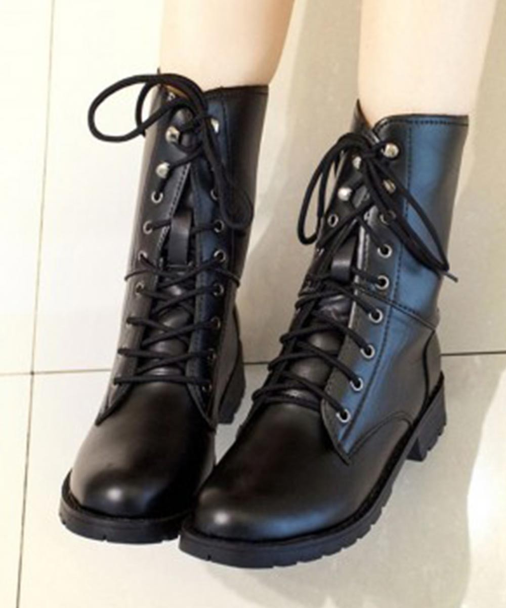 Saas to spare boots   Street Style Store