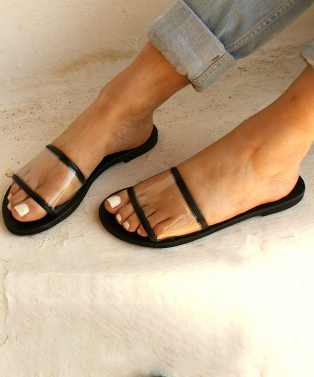 Diva walk flats ( black )