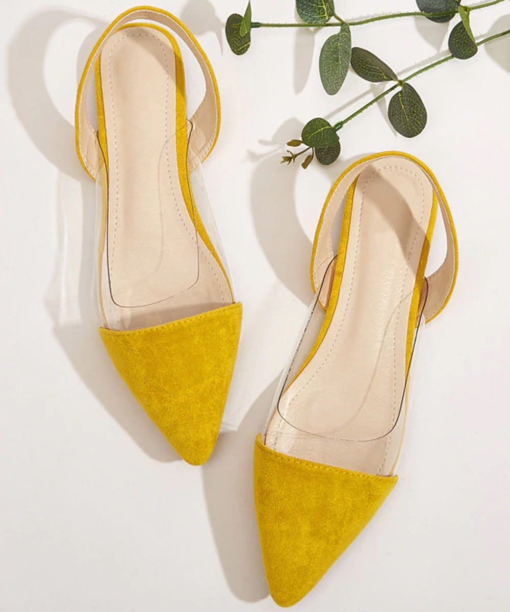 Host a party Yellow flats