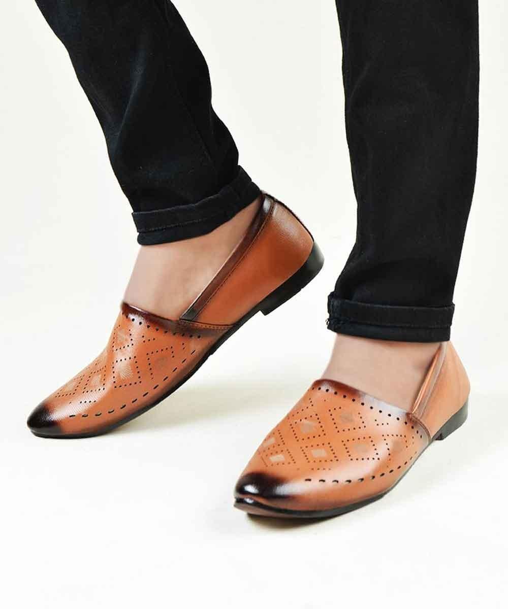Walk of fame Tan shoes